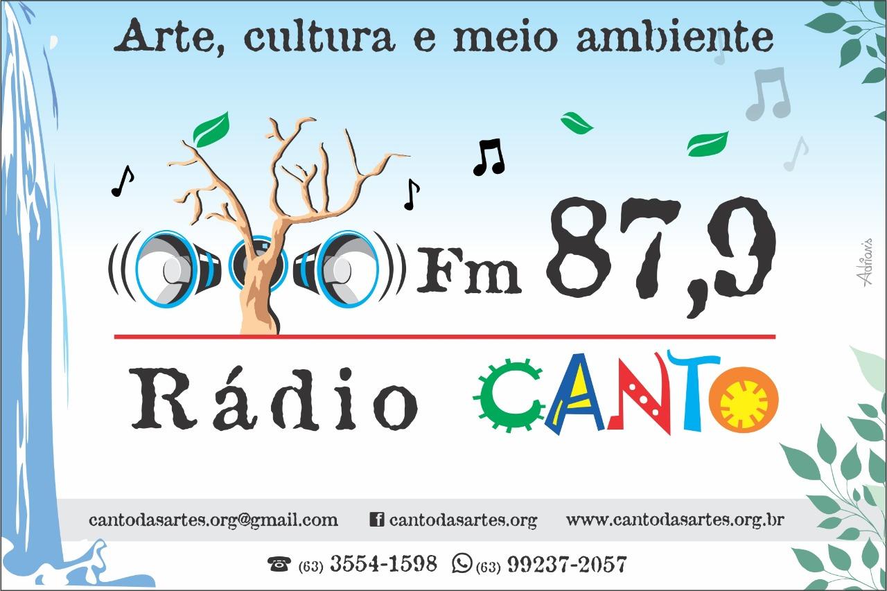 Rádio CANTO FM 87,9 - Web