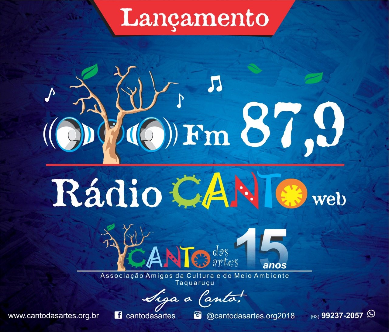 Rádio CANTO FM - 87,9