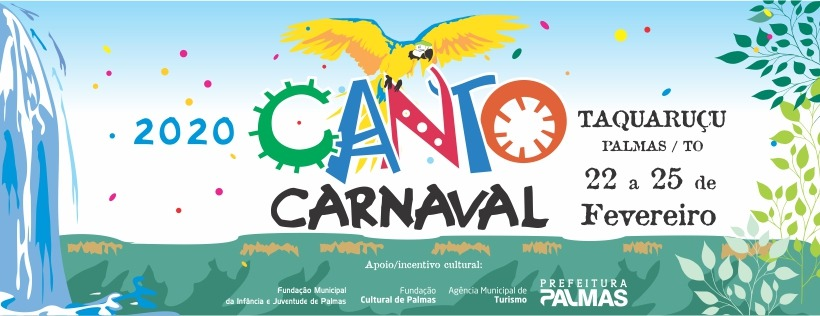 Canto Carnaval Taquaruçu 2020