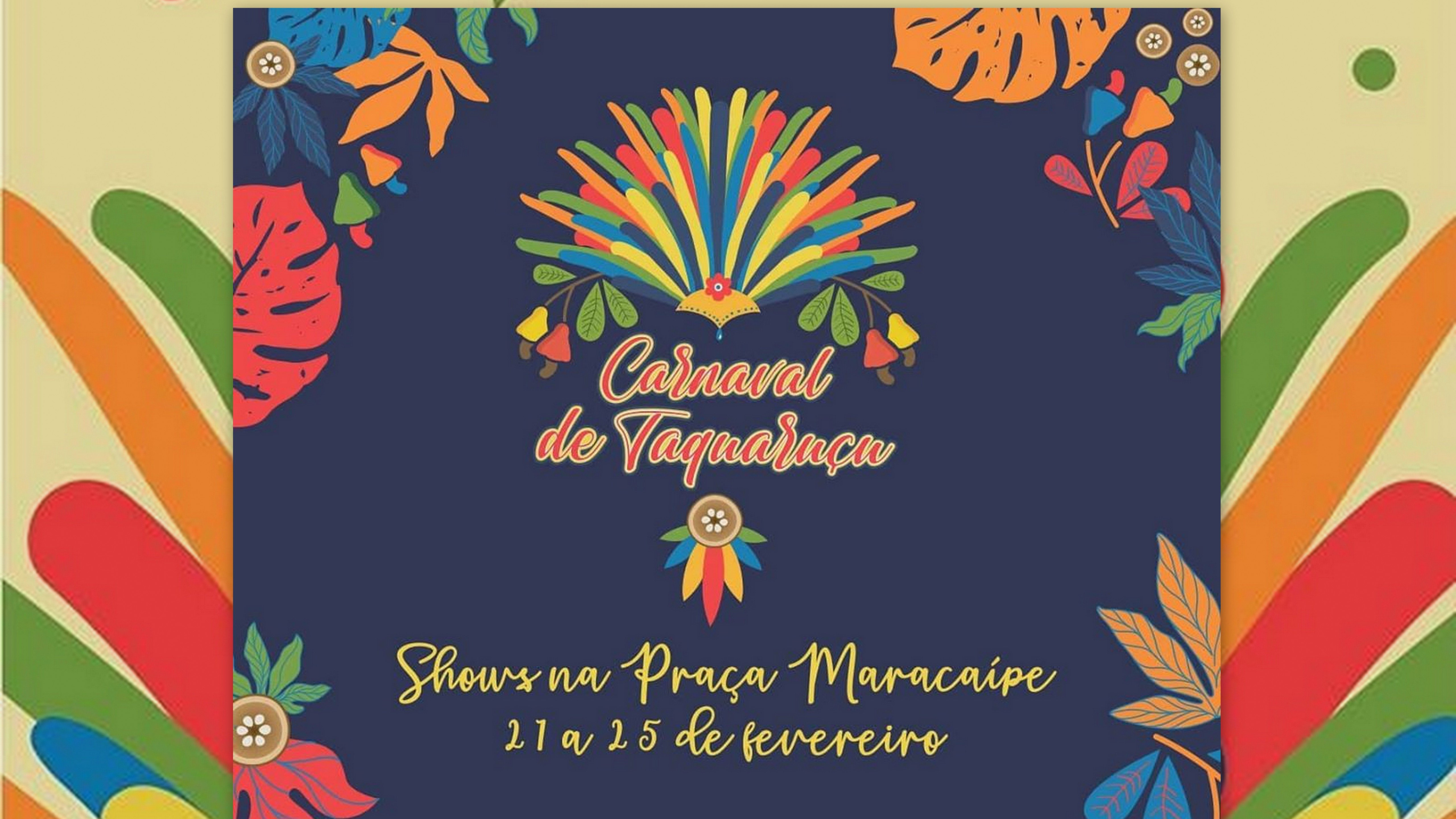 Carnaval de Taquaruçu 2020